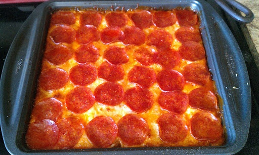 """Pizza Casserole! 4.51 stars, 180 reviews. """"My family loved it!! very ..."""