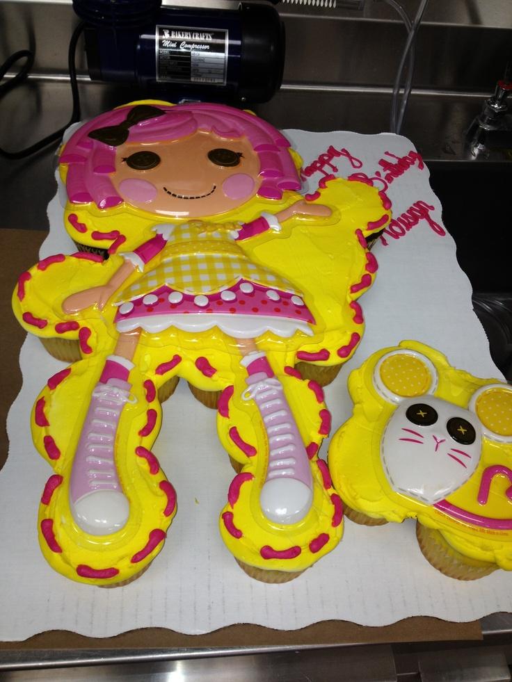 Lalaloopsy Cake Decorating Kit : Pin Lalaloopsy Lets Bake Cake Decorating Kit Topper ...