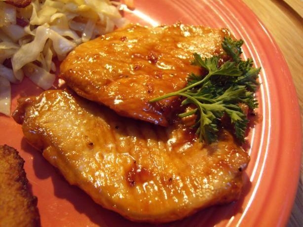 Caramelized Pork Slices | Recipe