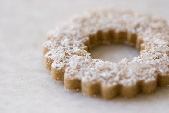 Swedish Rye Cookies   Recipe