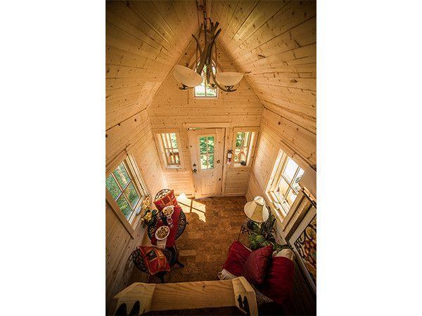 Elm - Tumbleweed tiny house interior ...