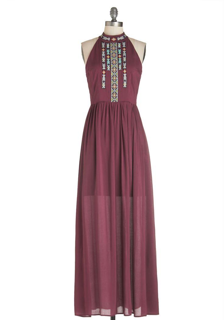 Grapes of Ravishing Dress