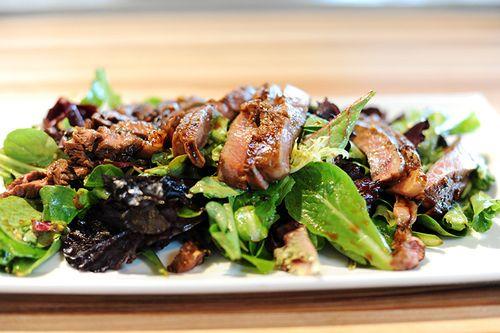 Ginger Steak Salad | Recipe