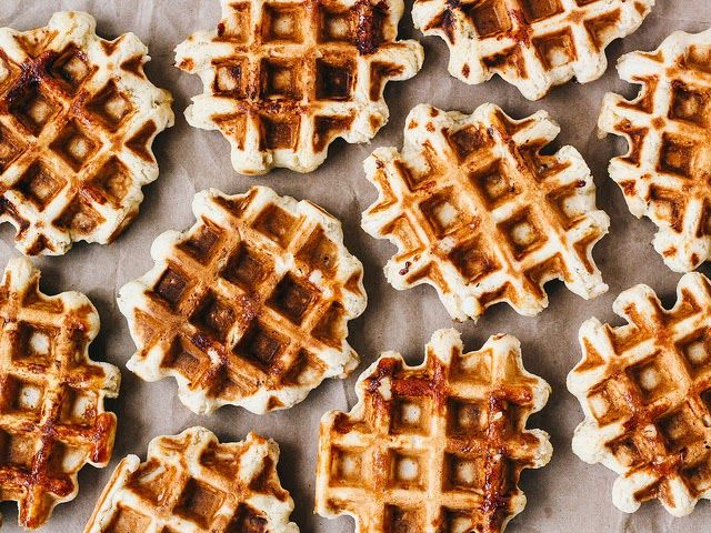 Bake this weekend: Belgian sugar waffles | Desserts/Sweets/Pastry | P ...