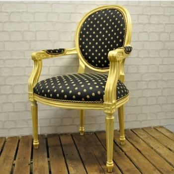 black and cream french brochure chairs | acaciahome