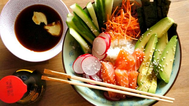 More like this: sushi bowl , bowls and diets .