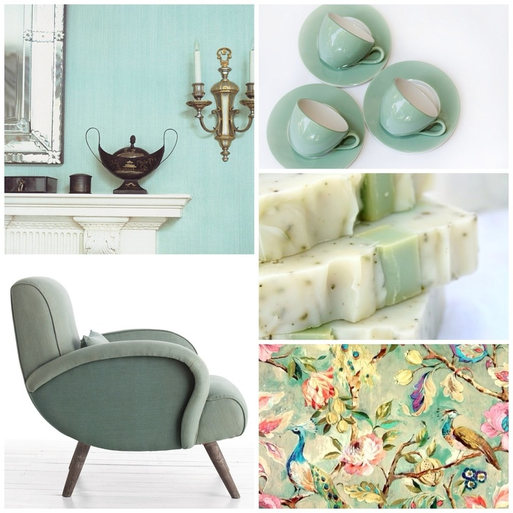 mint green home decor home sweet home pinterest On mint green home accessories
