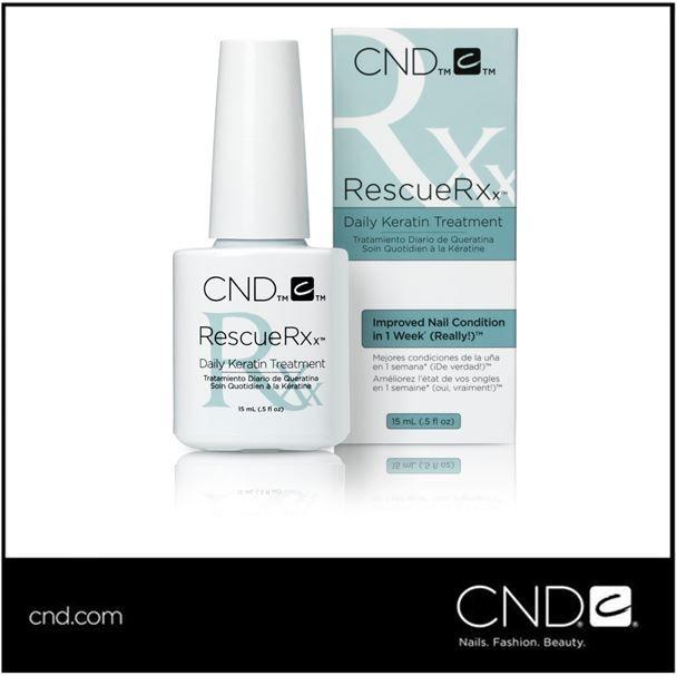 Creative Nail Design Rescue Rx: Ridgefx cnd.