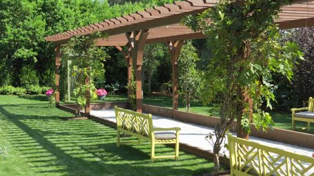 Santa Barbara Design House Bocce Pinterest