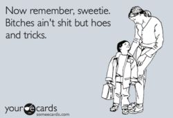 hoes and tricks quotes