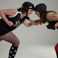 SATURDAY~~~Star City Roller Girls vs Blackwater Rollers Icimani Adventure Center 5488 Yellow Mountain Road Roanoke VA 24014