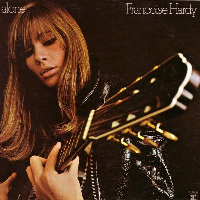 Francoise Hardy Alone