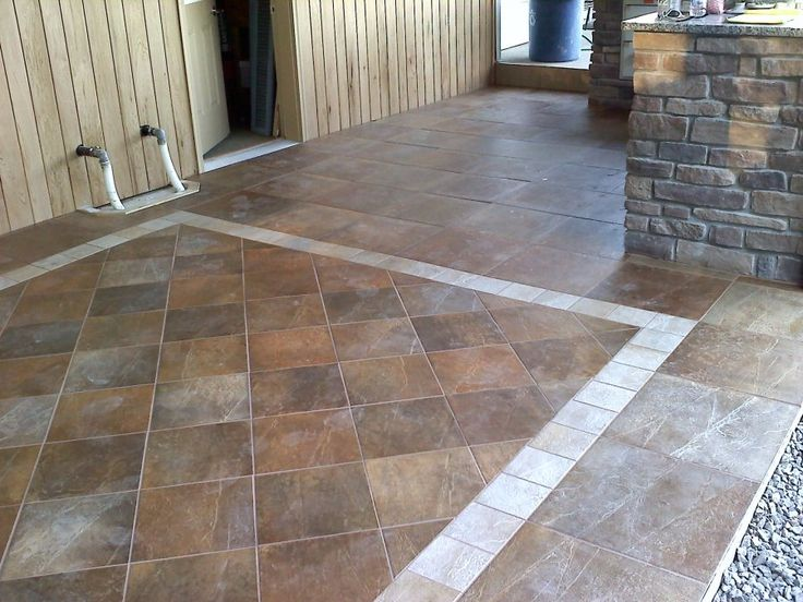 outdoor tile for the home pinterest