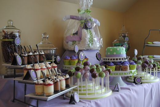 Baby Shower Food Layout Special Event Decor Pinterest