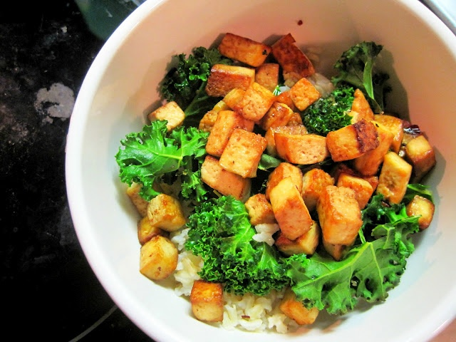 Sesame Soy Baked Tofu | foods i pretend i'll make | Pinterest
