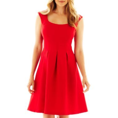 By olivia herbkersman on trying to find the perfect red dress p