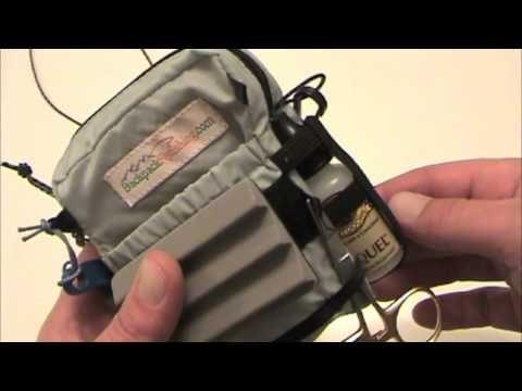 Ultralight tenkara gear bag tenkara pinterest for Ultralight fly fishing