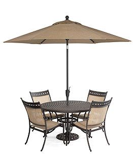 Commacys Outdoor Furniture : ... Dining Sets & Pieces - Patio & Outdoor Dining - furniture - Macy&...