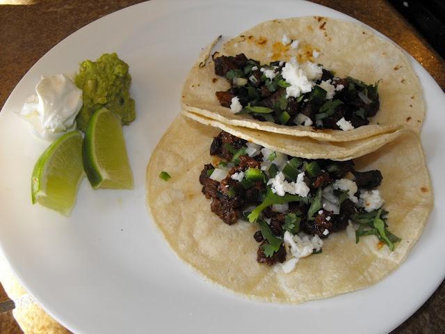 Steak Soft Tacos | Dinner Things | Pinterest