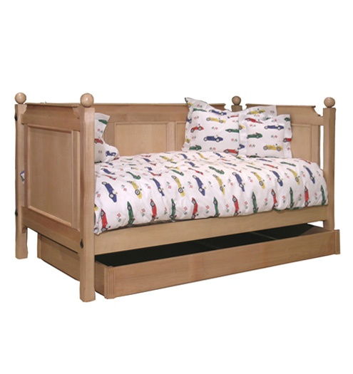Henry Day Bed - 3-Sided | Bograd Kids | daybeds for boys ...