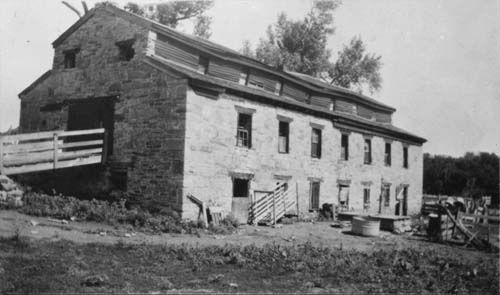 Powatomi Mission, 1930, Topeka, Kansas