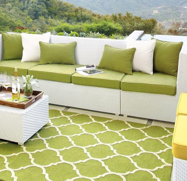 Cabana rug pier 1 pier 1 goodies pinterest for Patio carpets outdoor carpets