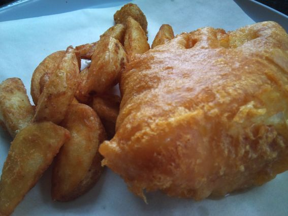 English fish and chips copycat recipes pinterest for Fish chips recipe