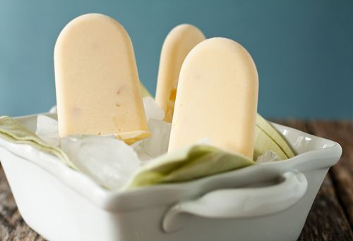 Peaches-and-Cream-Popsicles | Primal Baking & Treats | Pinterest