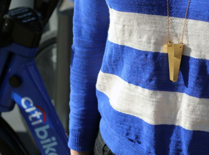 Hey nyc citi bike riders wear your citi bike key as 3d printed jewelry