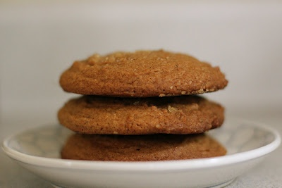 Triple Ginger Cookies, I can already smell these, must try, especially ...