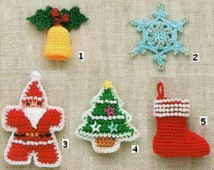 Вязать новогоднюю игрушку своими руками