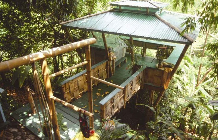 Treehouse Tree Fort Ideas Pinterest