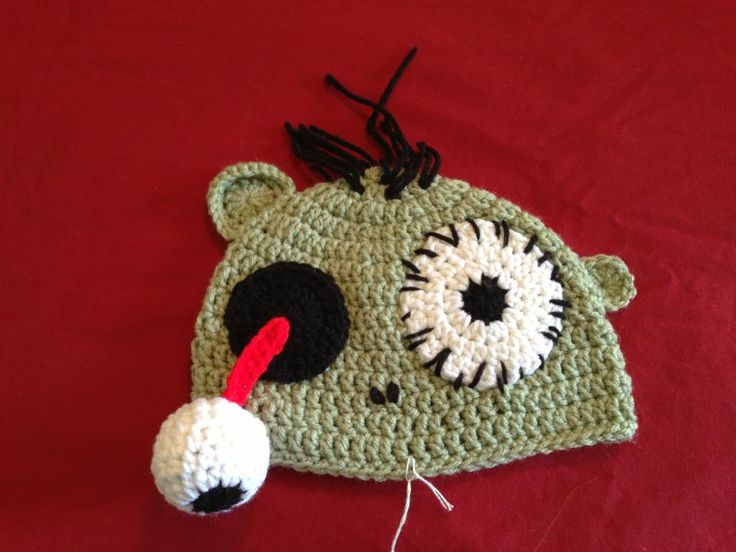 Pin by Jamie Bultema Huisman on Crochet - Halloween Pinterest