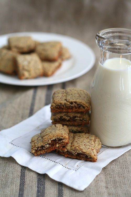 Gluten-Free Fig Newton Recipe | All Day I Dream About Food
