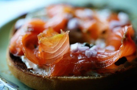 citrus cured salmon | Eat it - Meat seafood pasta and other main dish ...