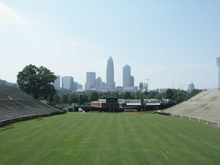 Memorial Stadium, Charlotte NC , (Carolina Football Classic, NC A&T v. SC State)
