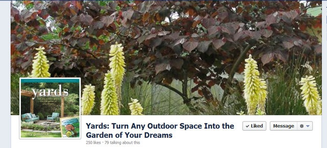 My podcast with @Billy Goodnick about his new book YARDS: Turn Any Outdoor Space Into the Garden of Your Dreams.