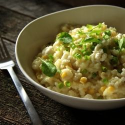 Sweet Corn Risotto | NOM NOM NOM | Pinterest
