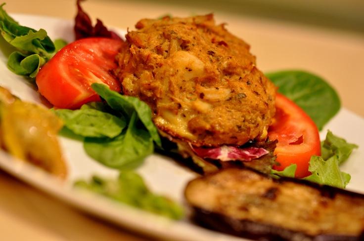 Gluten Free Crabcakes | Gluten Free Fish | Pinterest