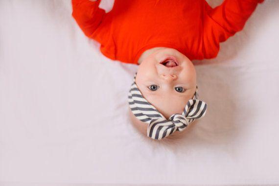 Organic Baby Headwrap