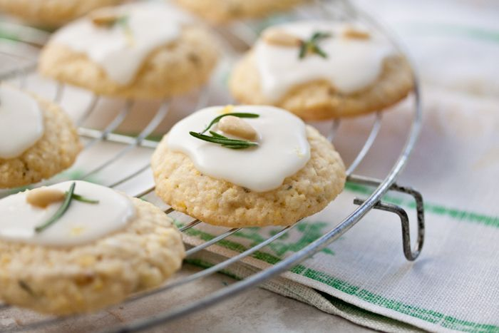 Rosemary Lemon Polenta Cookies. Made these! See the results on my ...