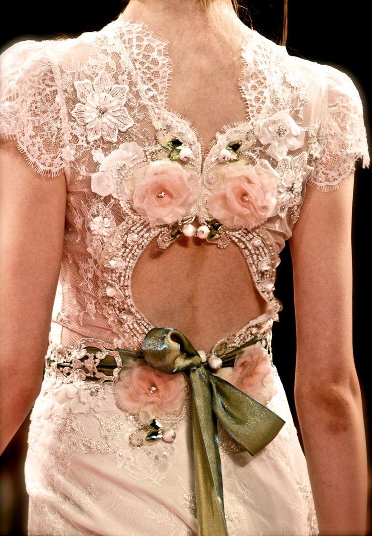 Claire Pettibone's haute couture Fall 2013