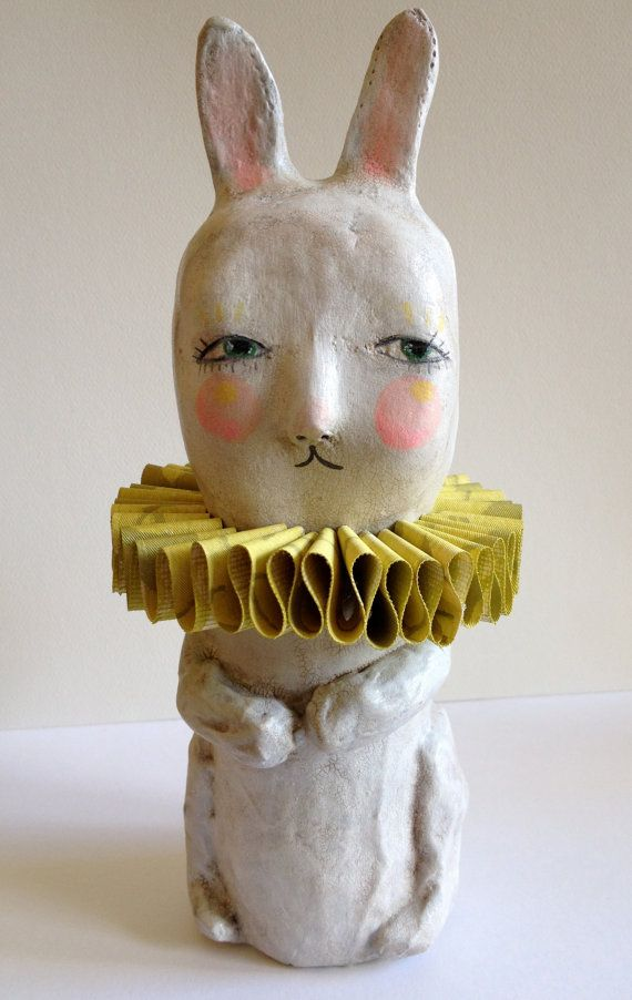 Pin by kerri kohane finch on products i love pinterest for Paper mache art and craft