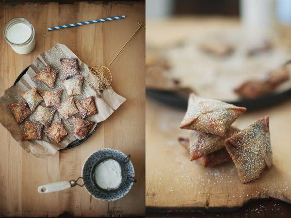 Athena Plichta Photography | Nutella Ravioli | recipe adapted from this one  :: http://www.foodnetwork.com/recipes/giada-de-laurentiis/chocolate-hazelnut-ravioli-recipe/index.html