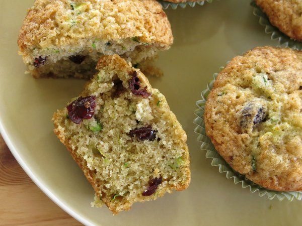 Zucchini Muffins Get a Healthy Makeover!