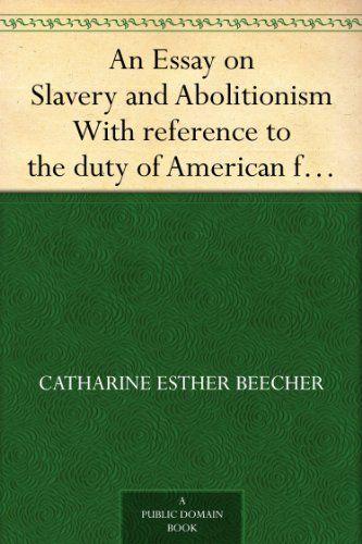 Slavery in america essay