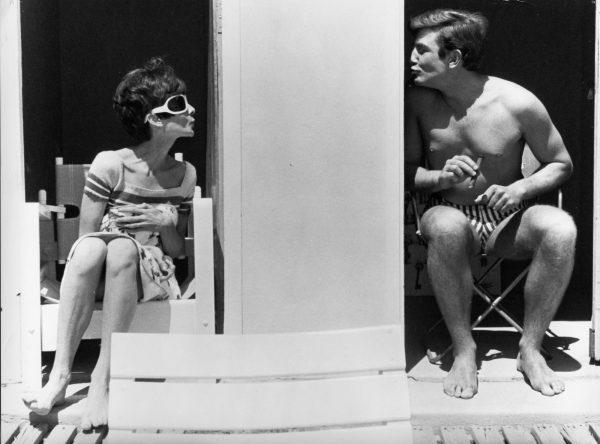 Albert finney & Audrey Hepburn | 'That's mahvelous dahling ...