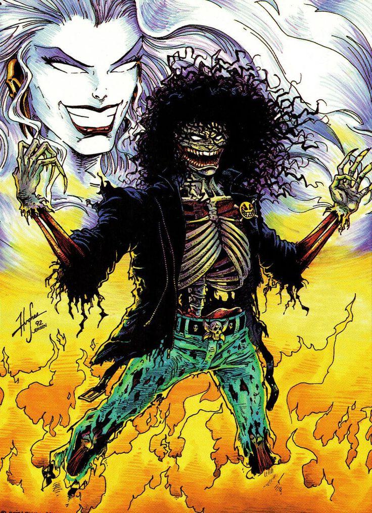 lady death and evil ernie wwwimgkidcom the image kid