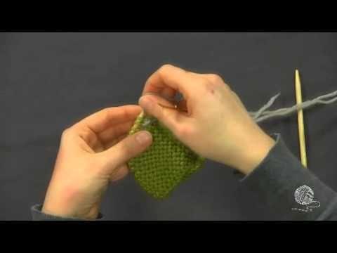 How To Bind Off Ribbing (Knitting) - Videojug – Fresh