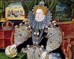 Elizabeth I of England, the Armada portrait